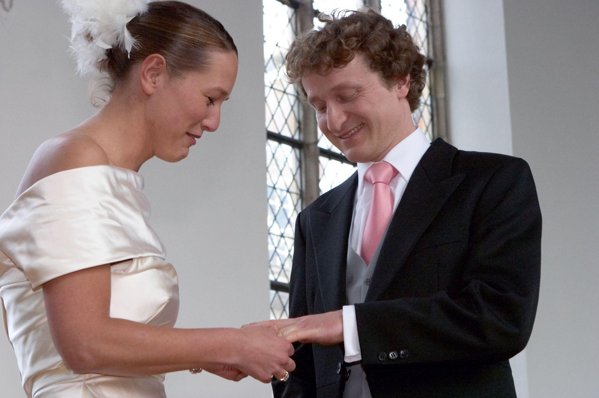 Bruiloft IV