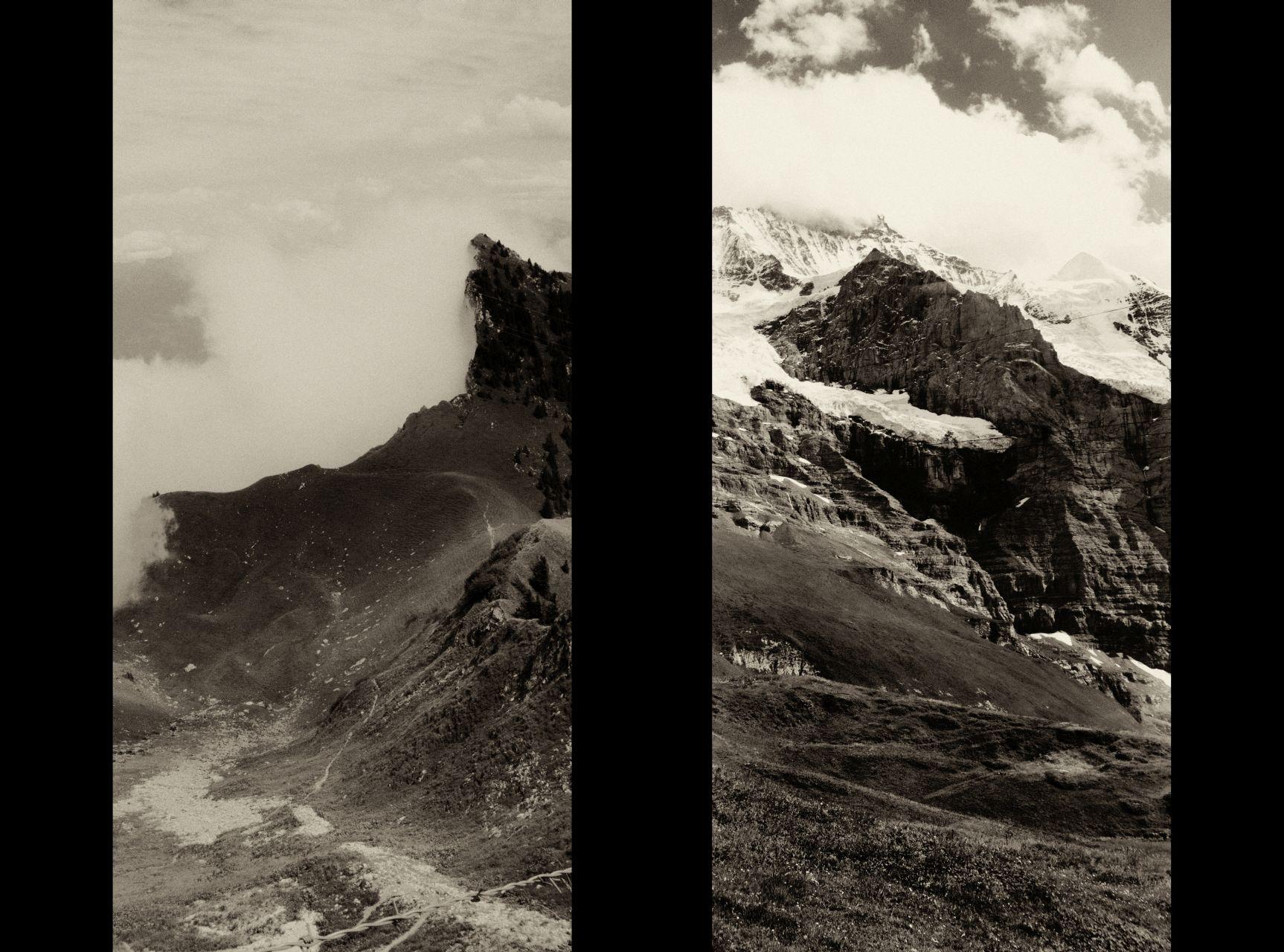 J Landschap Buitenland Zwitserland  (3x)