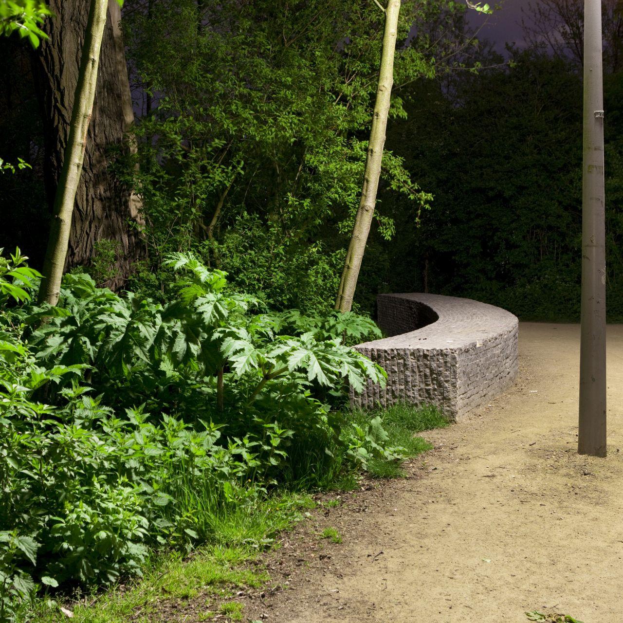 de stad Vondelpark nacht (7 van 8)