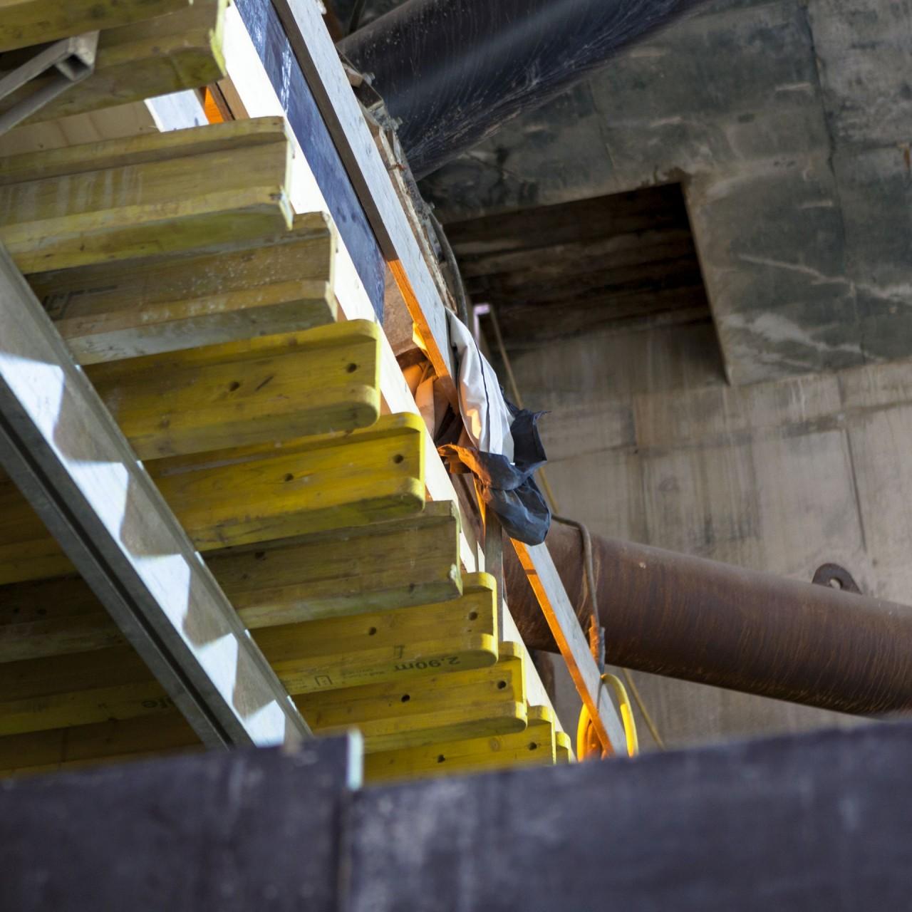 Tunnel onder het IJ  (17 van 20)