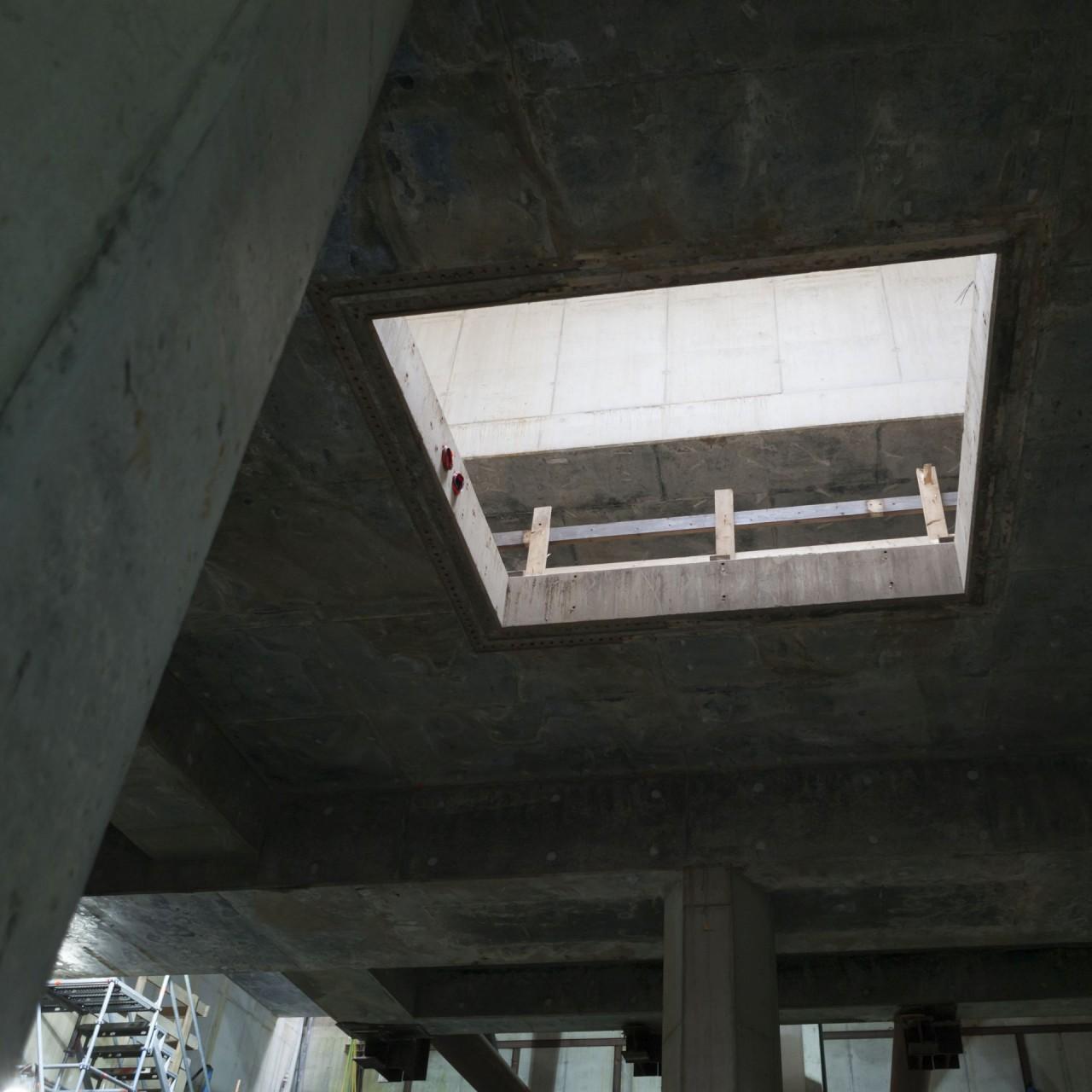 Tunnel onder het IJ  (18 van 20)