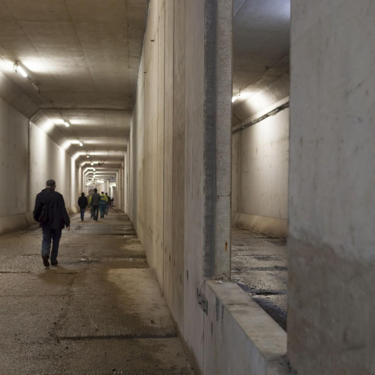 Tunnel onder het IJ  (3 van 20)