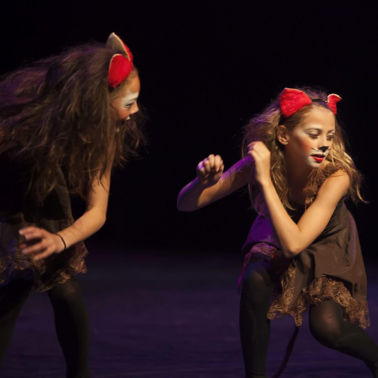 dansen ballet van den Ende (1 van 17)