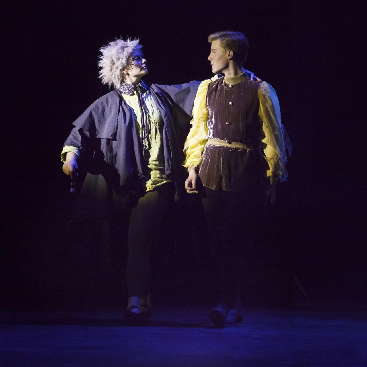 dansen ballet van den Ende (10 van 17)