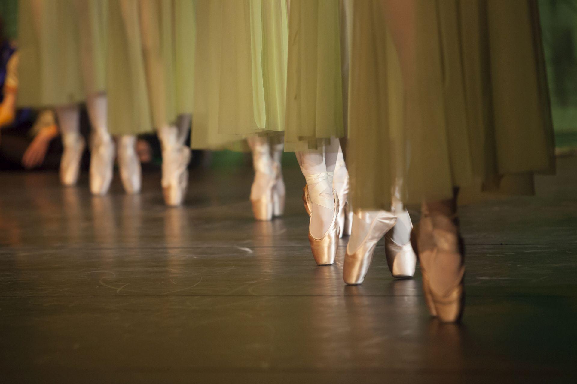 dansen ballet van den Ende (11 van 17)