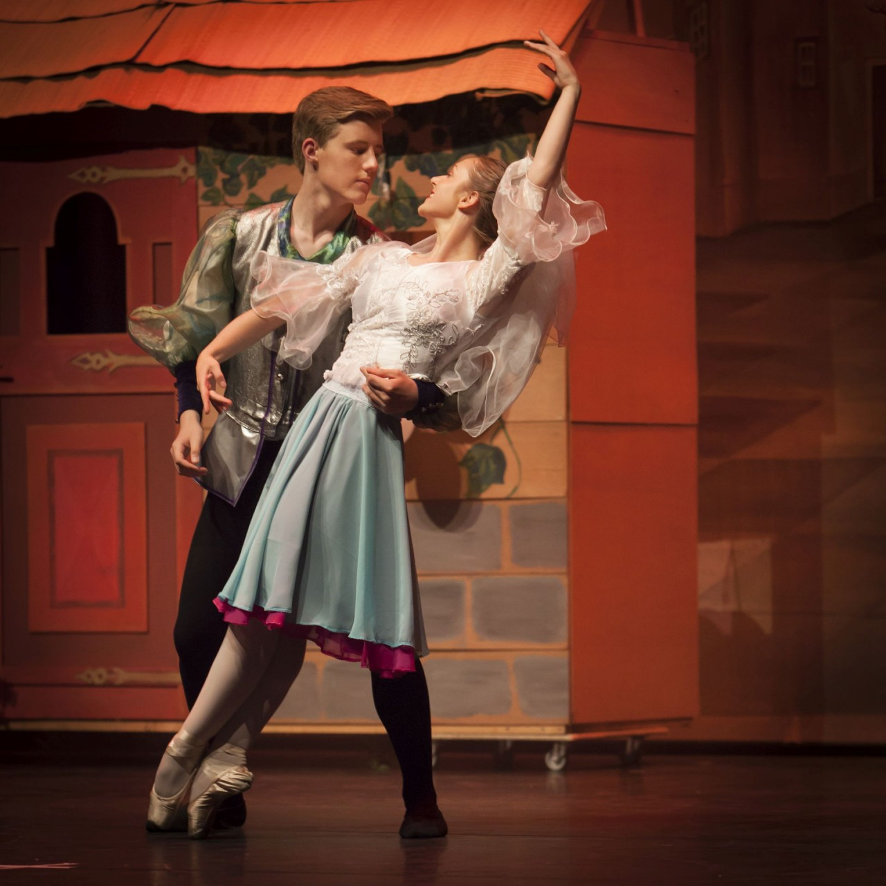 dansen ballet van den Ende (14 van 17)