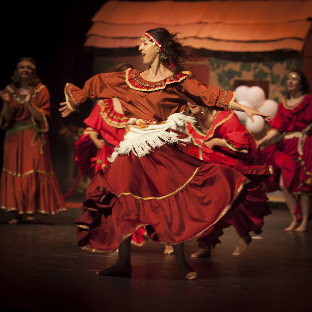 dansen ballet van den Ende (16 van 17)