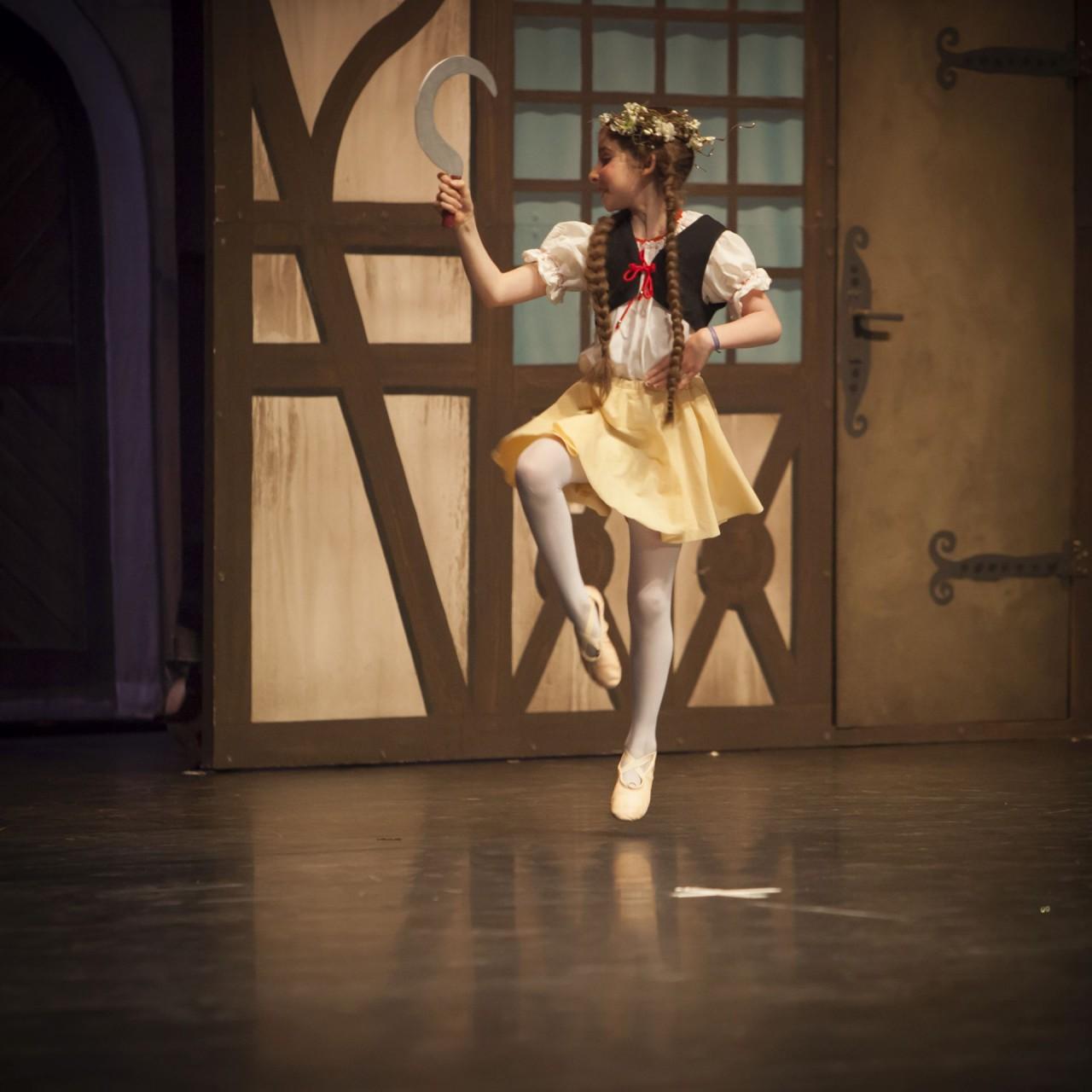 dansen ballet van den Ende (2 van 17)
