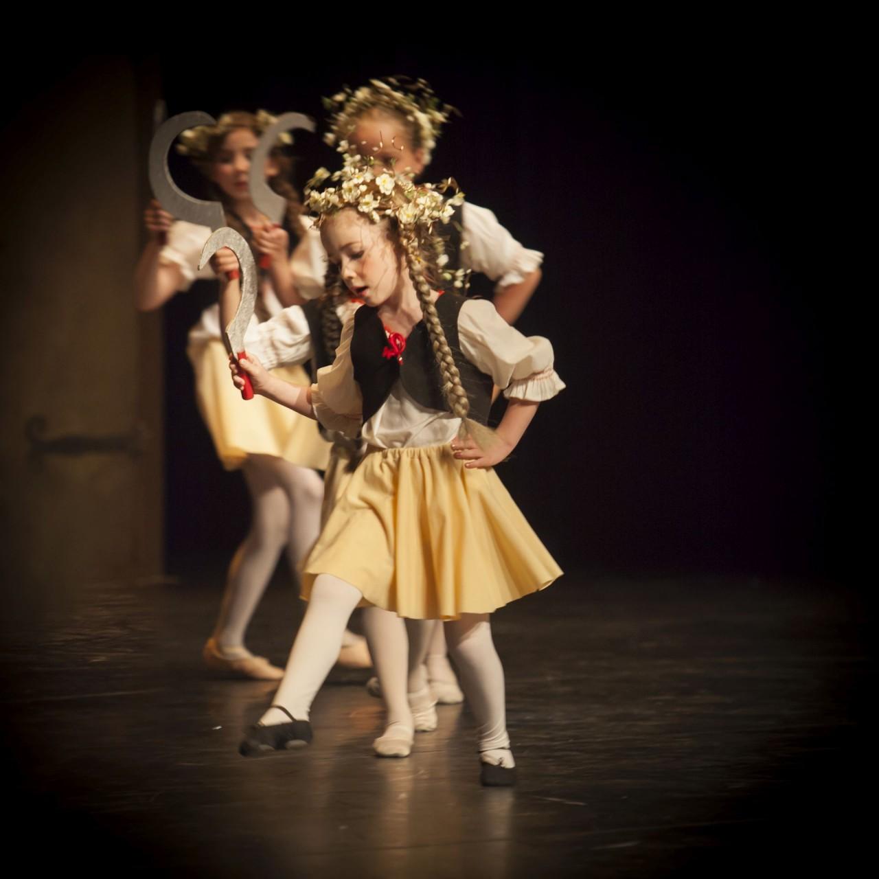 dansen ballet van den Ende (3 van 17)