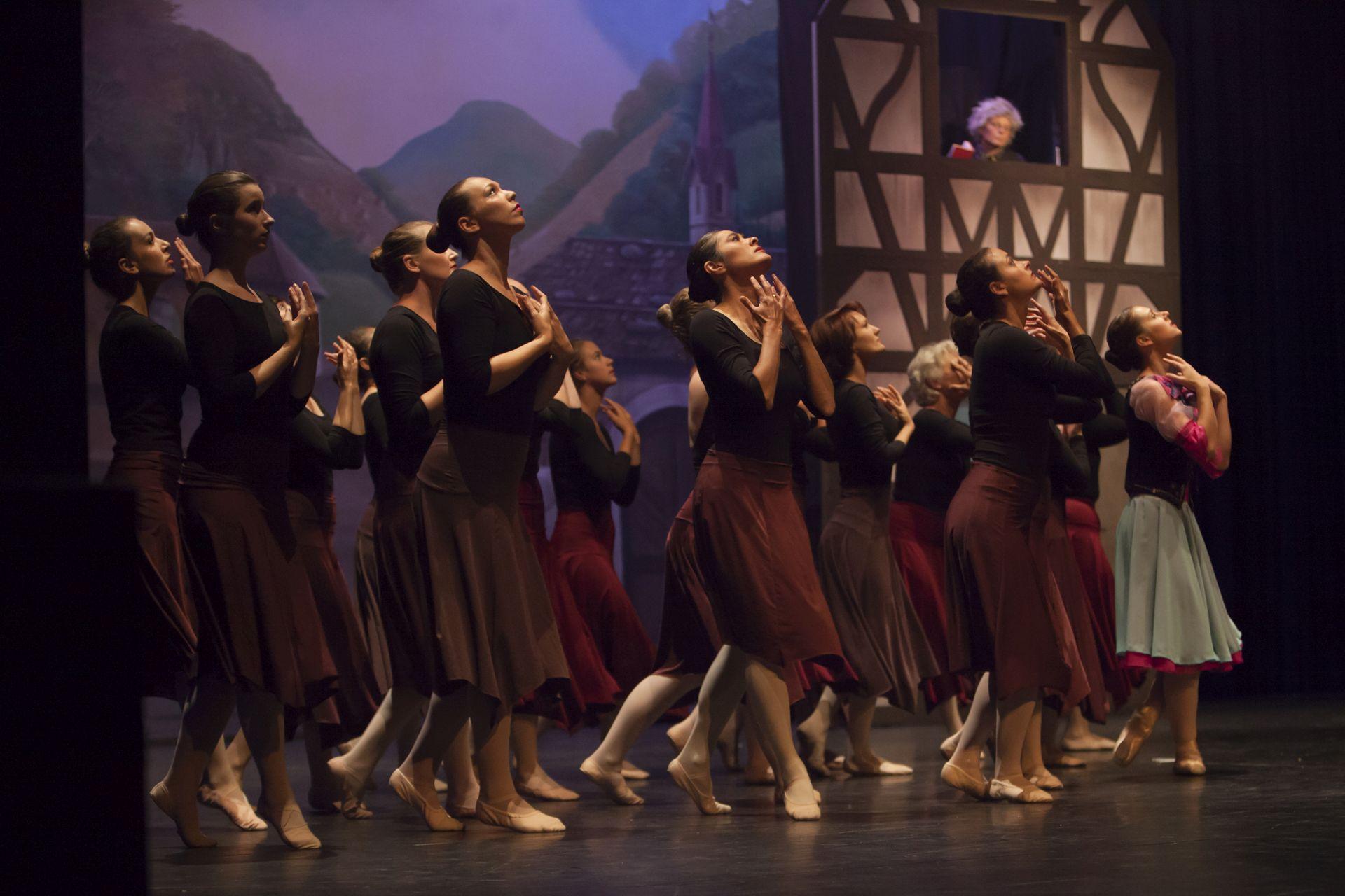 dansen ballet van den Ende (5 van 17)