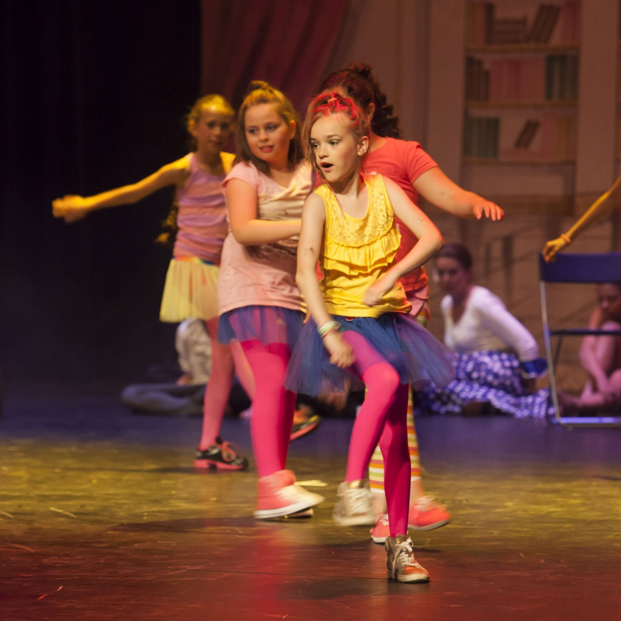 dansen ballet van den Ende (7 van 17)